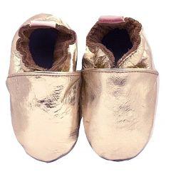 Babyslofjes Plain Gold