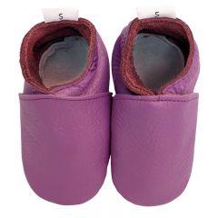 Babyslofjes Plain Violet