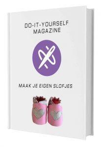 Do-It-Yourself Magazine babyslofjes