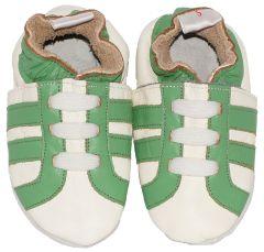 Babyslofjes Green Trainers