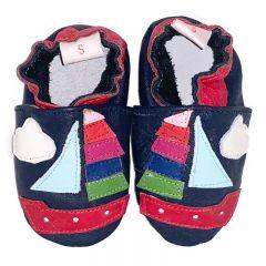 Babyslofjes zeilboot