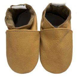 Babyslofjes Plain Terracotta