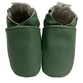 Babyslofjes Vegan Green