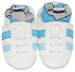 Babyslofjes Blue Sneakers