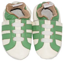 Babyslofjes Green Trainers