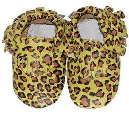 Moccasins Leopard Ibiza Style