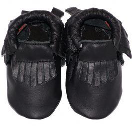 Moccasins Black Ibiza Style Limited Edition