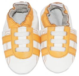 Babyslofjes Orange Trainers