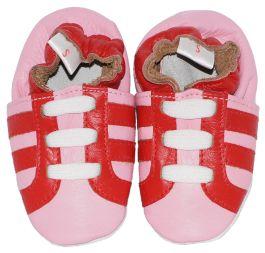 Babyslofjes Pink Trainers