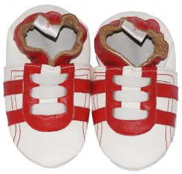 Babyslofjes Red Trainers