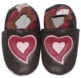 Babyslofjes Sweet Hearts