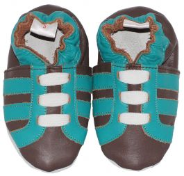 Turquoise trainers